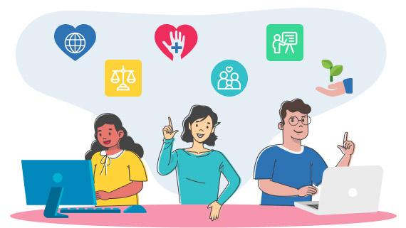 Integración de las tecnologías de la información en los servicios sociales